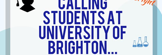 #MyFutureIsBright - Our journey continues to University of Brighton