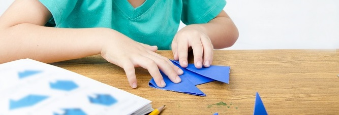 Origami: Much More than just Folding Paper
