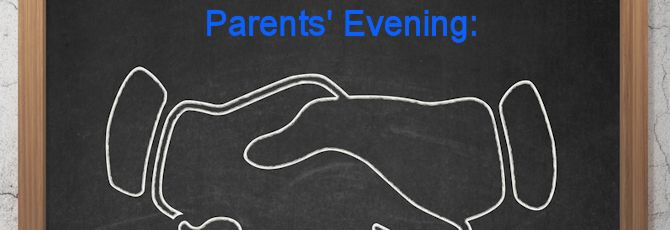 Parents' Evening: Us Vs Them
