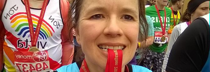 A Marathon of a Challenge!