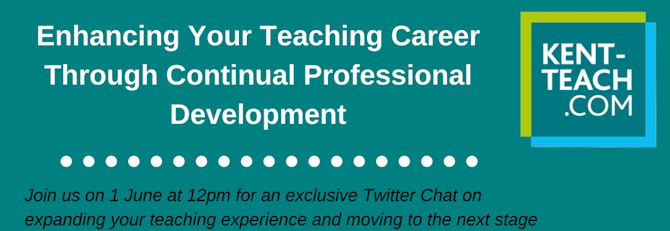 Enhancing Your Teaching Career Through Continual Professional Development 1 June