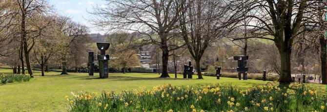 A Memorable Trip to Yorkshire Sculpture Park!