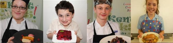 KM Kent Cooks - Get Cooking!