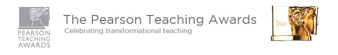 The Pearson Teaching Awards UK Ceremony 2016