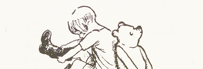 Winnie the Pooh Day - 18 January