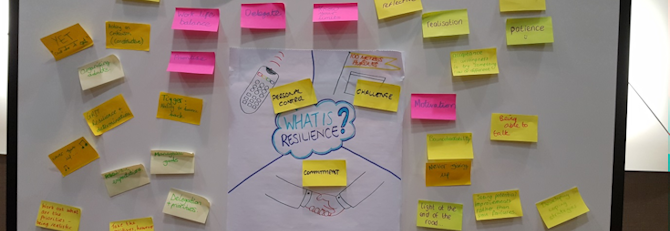 Building Resilience as a Newly Qualified Teacher