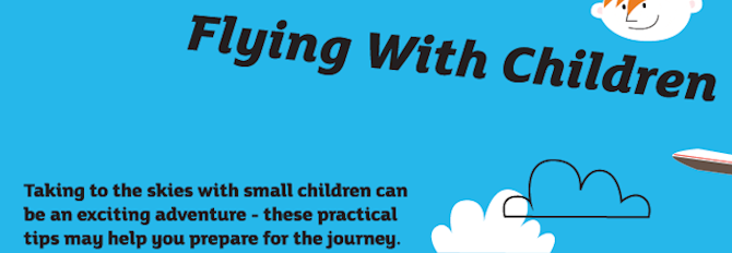 Top Tips when Flying with Children #OctoberHalfTerm