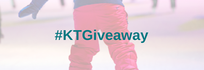 December #KTGiveaway - And the winners are...