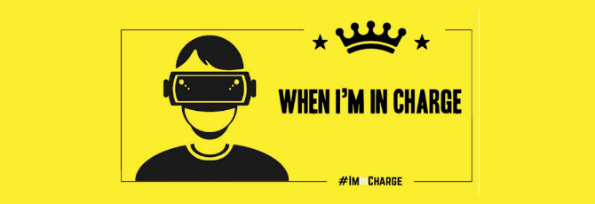 #IMINCHARGE Video Reveal!
