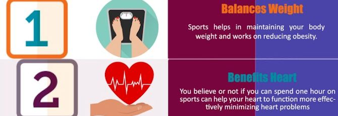 16 Surprising Benefits of Playing Sports