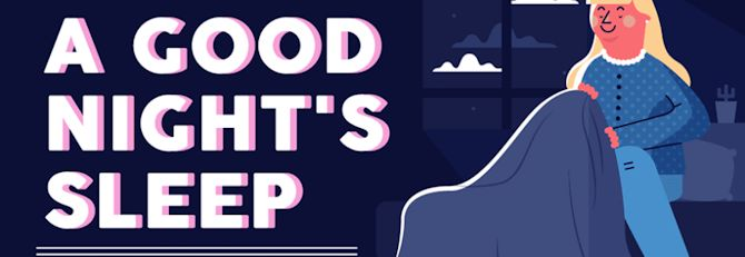 How To Get A Good Night's Sleep (The Ultimate Guide)
