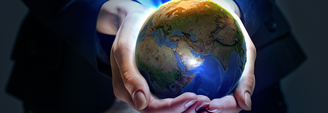 The International Work Challenge - We've Got the Whole World in Our Hands