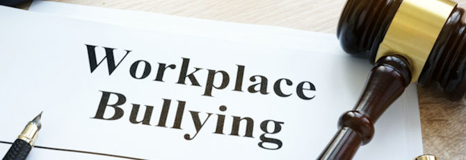Playground to Staff Room: Bullying in the Workplace