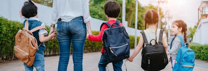 Let's Swap the School Run for a School Walk