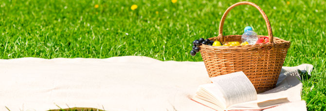 9 of the Best Picnic Spots in Kent