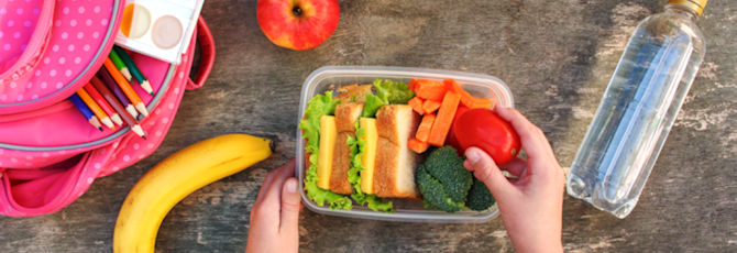 Practical Ways Schools Can Encourage Healthy Eating