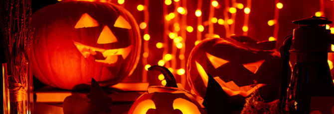 10 Halloween Horrors in Kent This October Half Term