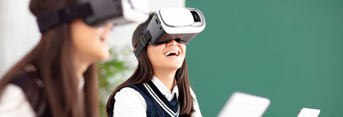 Future of Learning: Virtual Reality for Education