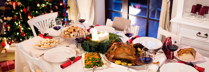 8 Top Tips for Cooking the Perfect Christmas Dinner