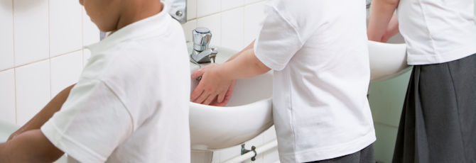 5 Top Tips For Getting Your Children To Wash Their Hands