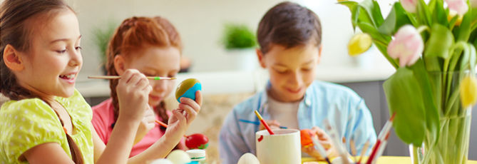 5 Easter Activities to Enjoy at Home