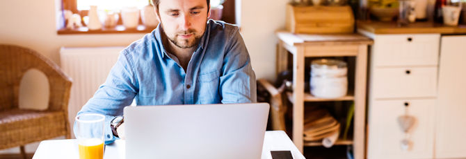 8 Top Tips on How to Survive Working from Home