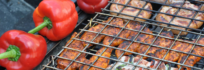 Preparing the Perfect Healthy Garden BBQ