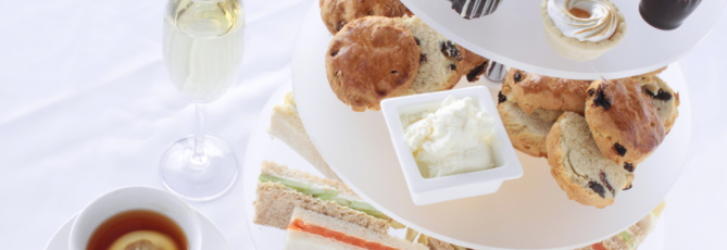 Top 5 Afternoon Tea Locations in Kent