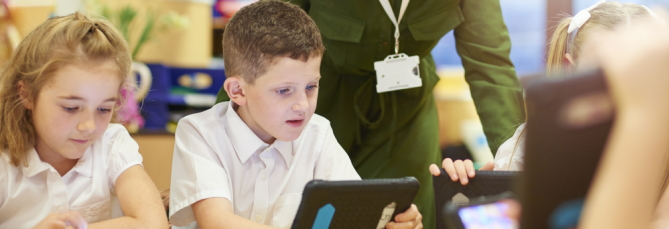 How Does Technology Help Raise Attainment?