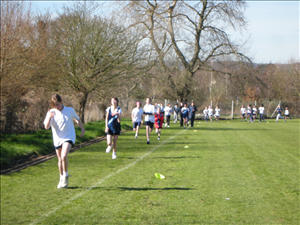 Success in a cross country event