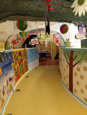 KS1 Tunnel